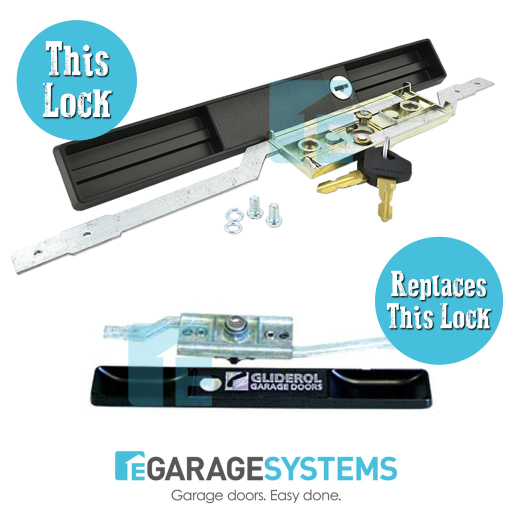 Copy Gliderol Garage Door Lock