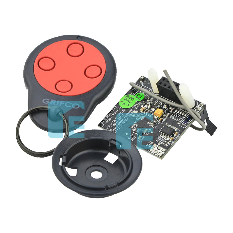 Grifco Mini Receiver + 2 Transmitters