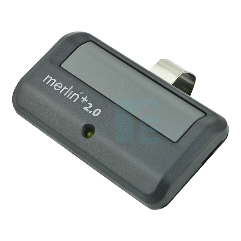 Merlin E940M Security+2.0 Single Channel Transmitter With Car Visor Clip