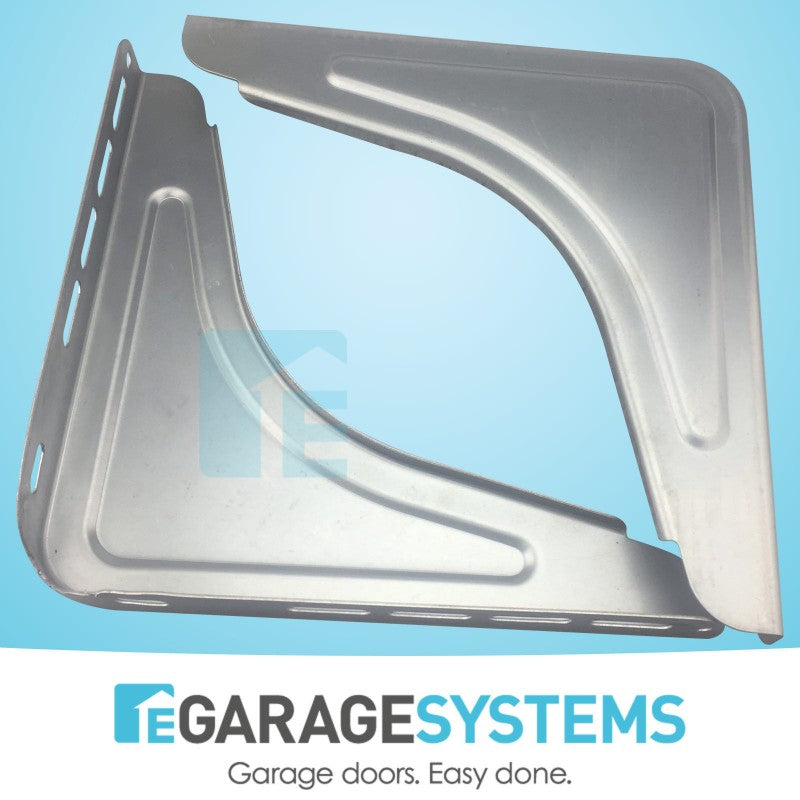 Taurean Roller Door Brackets - Left & Right Pair