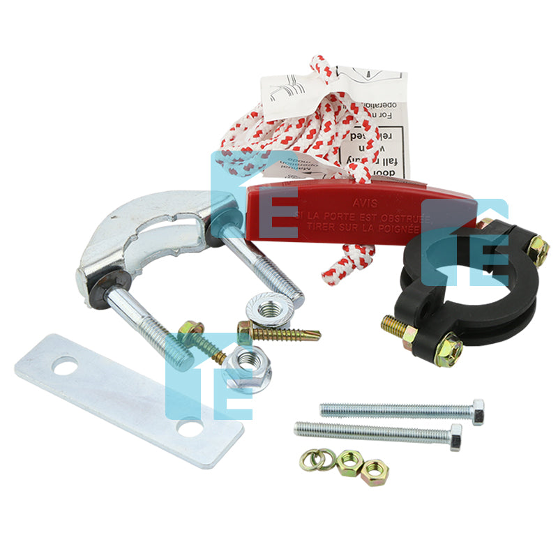 Merlin Spare Parts Bag Hardware Assembly