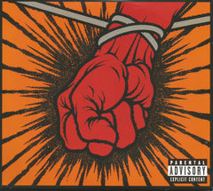 Metallica : St. Anger (CD, Album, Enh + DVD-V, NTSC)