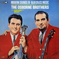 The Osborne Brothers : Modern Sounds Of Bluegrass Music (LP, Promo)