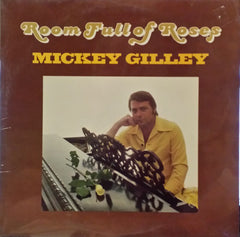 Mickey Gilley : Room Full Of Roses (LP, Album)