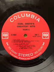 Carl Smith (3) : Greatest Hits Vol. 2 (LP, Comp)