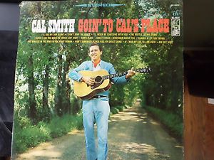 Cal Smith : Goin' To Cal's Place (LP)