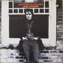 John Stewart (2) : California Bloodlines (LP, Album, Scr)