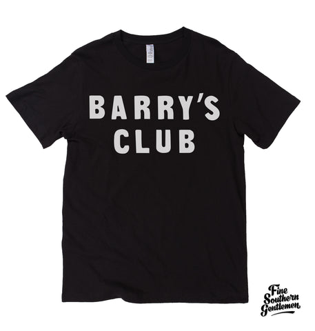 Barry's Club Upright Black