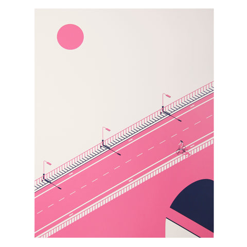 Chris Munroe Bridge Poster