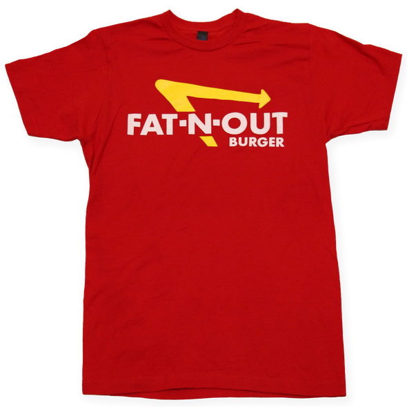 Fat Tony Fat-N-Out Burger