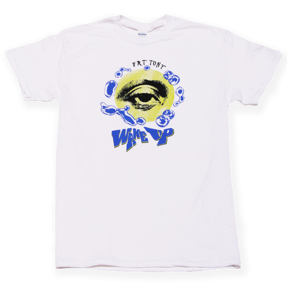 Fat Tony Wake Up Tee