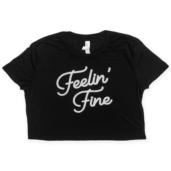 Feelin Fine Crop Top
