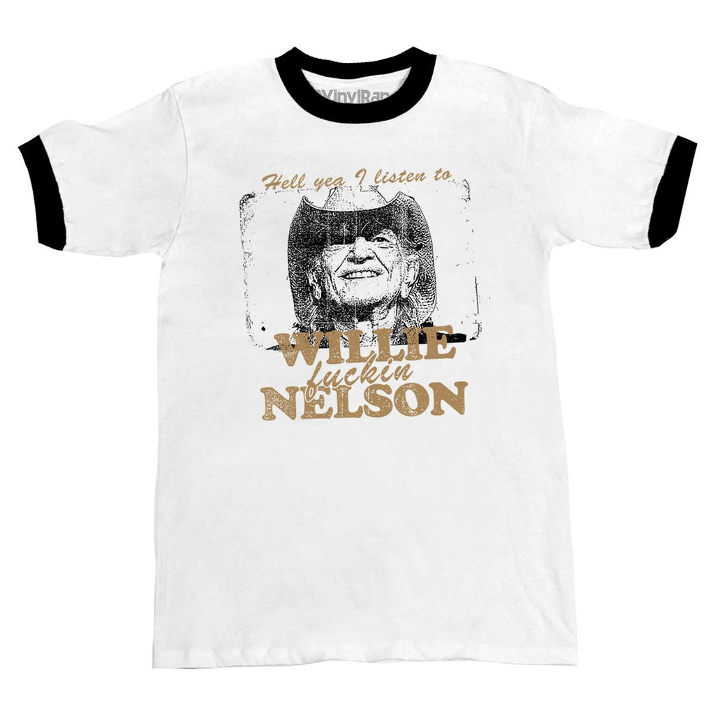 VINYL RANCH - SHOTGUN WILLIE UNISEX TEE