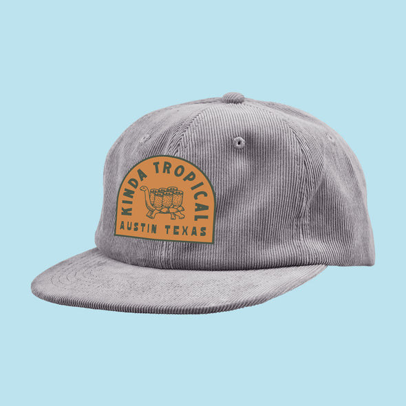 Kinda Tropical Corduroy Hat - PREORDER