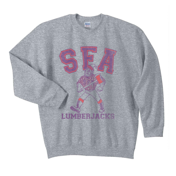 Lumberjacks Sweatshirt - Ships Week of 1/18