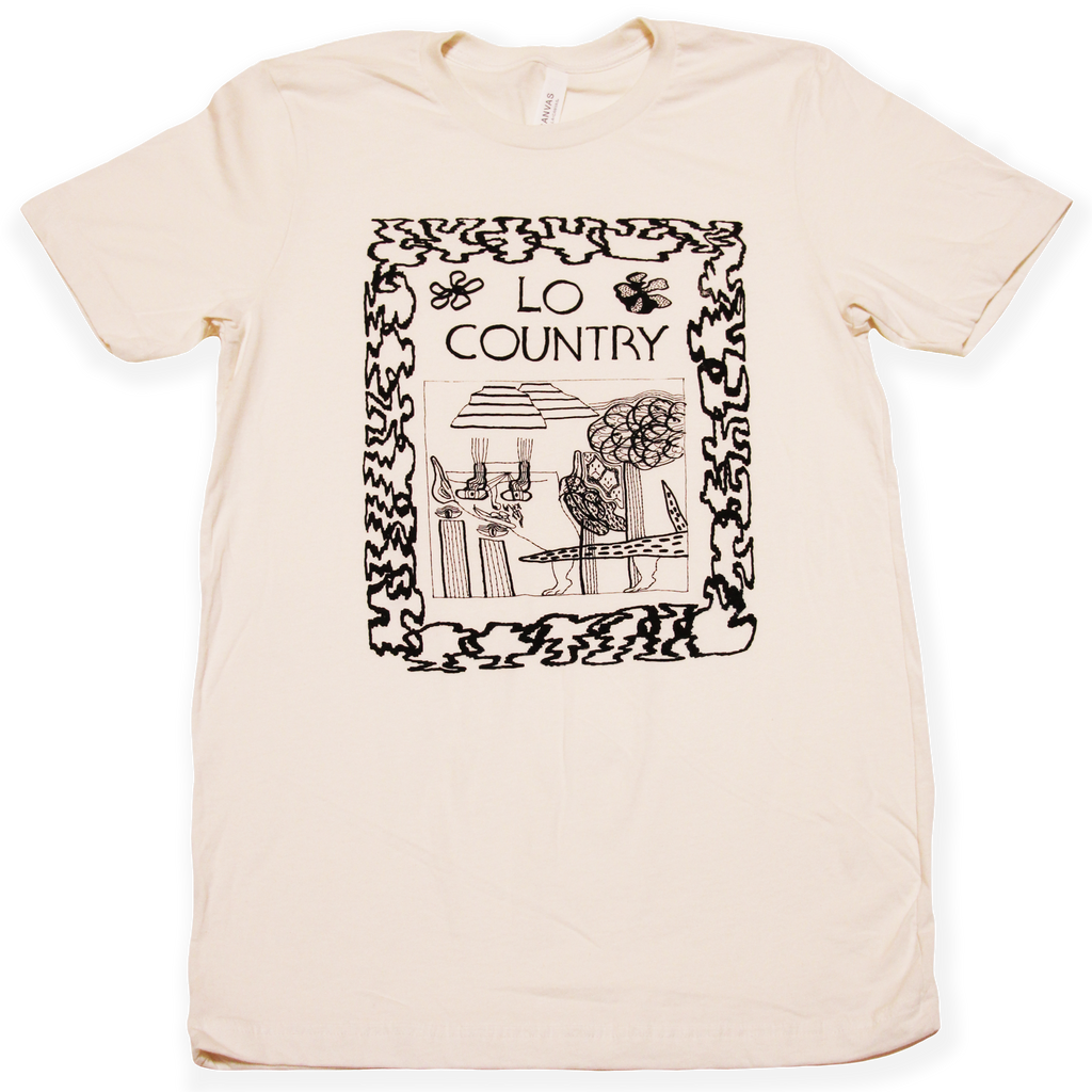 Lo Country Shirt - Vintage White