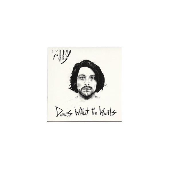 Matthew Logan Vasquez - Does What He Wants CD
