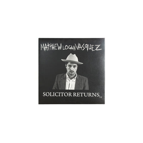 Matthew Logan Vasquez - Solicitor Returns CD