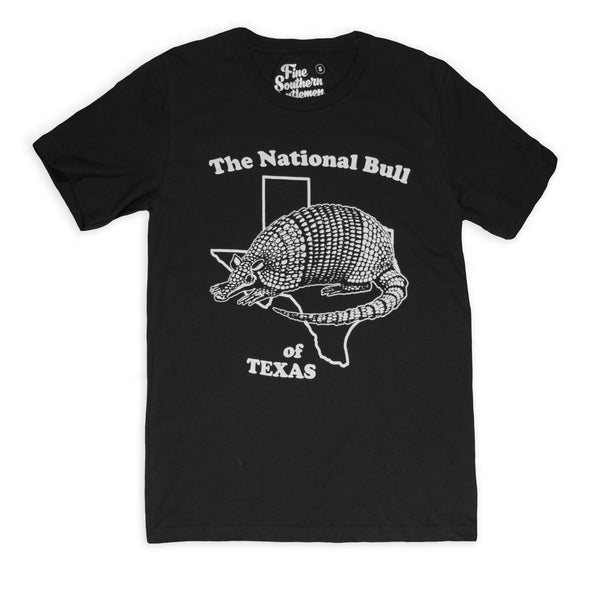 National Bull of Texas - Black