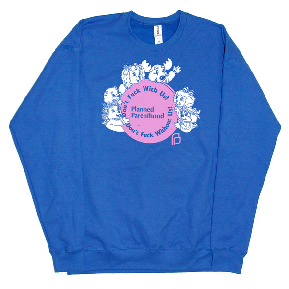 Planned Parenthood Crewneck Sweatshirt