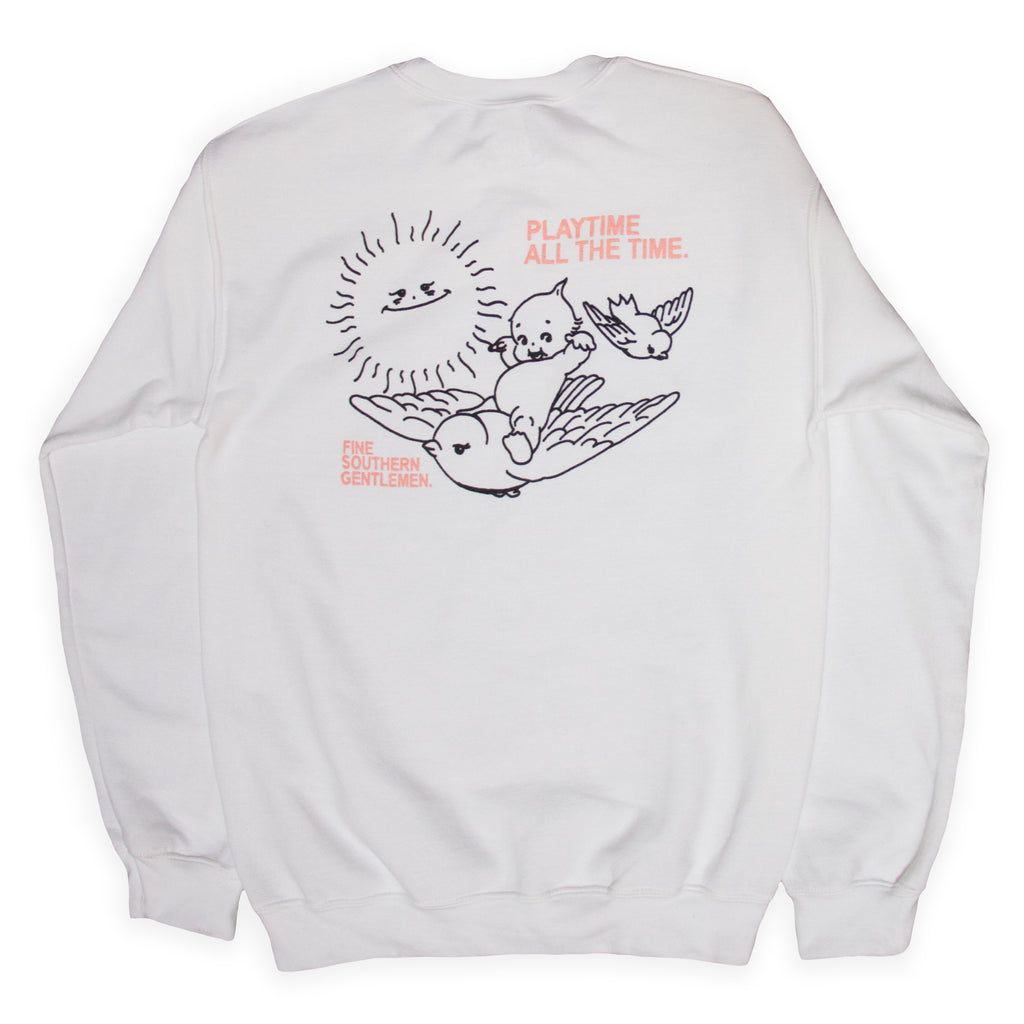 Playtime Crewneck Sweatshirt