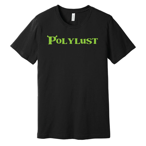 Polylust - Logo Tee - Ships Week Of 4/19