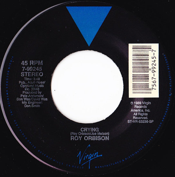 "Roy Orbison - You Got It (7"", Single, Spe) (VG+)"