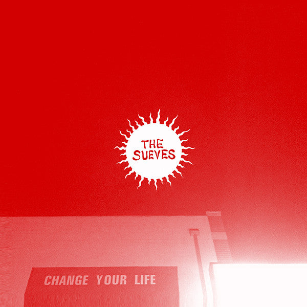 The Sueves - Change Your Life (LP, Album) (M)