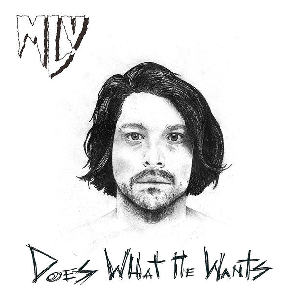 Matthew Logan Vasquez - Does What He Wants (LP, Album, GRN) (M)