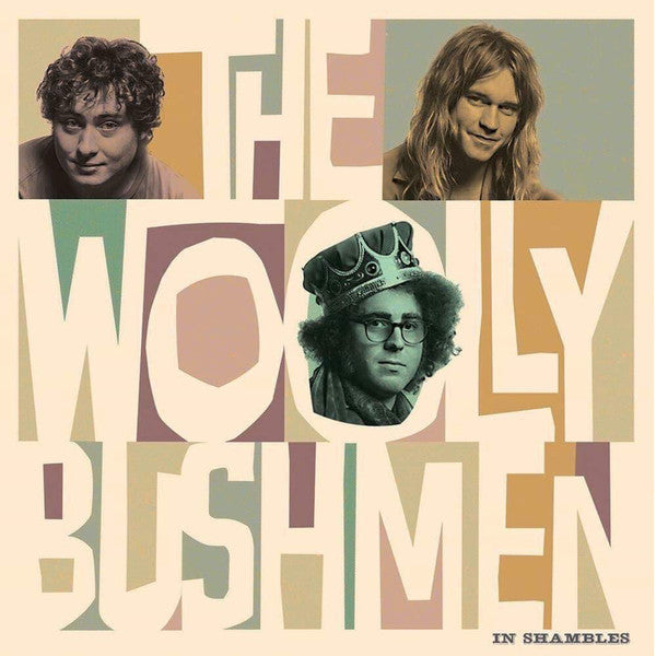 The Woolly Bushmen - In Shambles (LP, Album) (M)