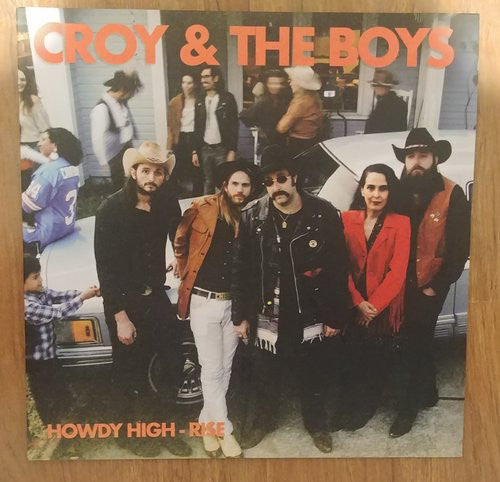 Croy And The Boys - Howdy High-Rise (LP) (M)