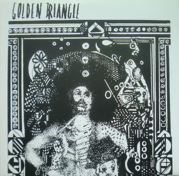 "Golden Triangle (2) - Golden Triangle (12"", EP, Num) (VG+)"