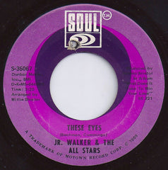 "Junior Walker & The All Stars - These Eyes  (7"", Single, ARP) (G+)"