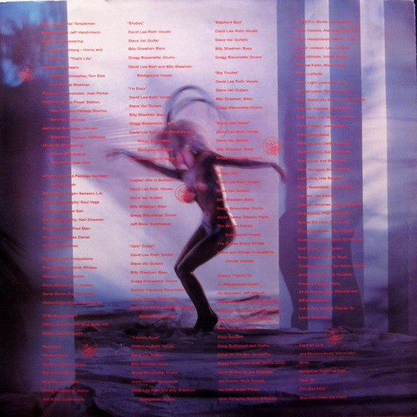 David Lee Roth - Eat 'Em And Smile (LP, Album, Spe) (VG)