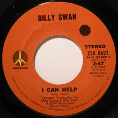 "Billy Swan - I Can Help (7"", Single) (G+)"