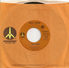 "Billy Swan - I Can Help (7"", Single) (VG)"