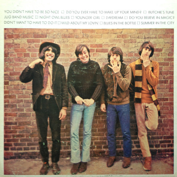 The Lovin' Spoonful - The Best Of The Lovin' Spoonful (LP, Comp, Gat) (VG)
