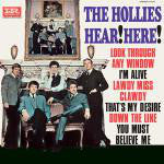 The Hollies - Hear! Here! (LP, Album, Mono) (G)