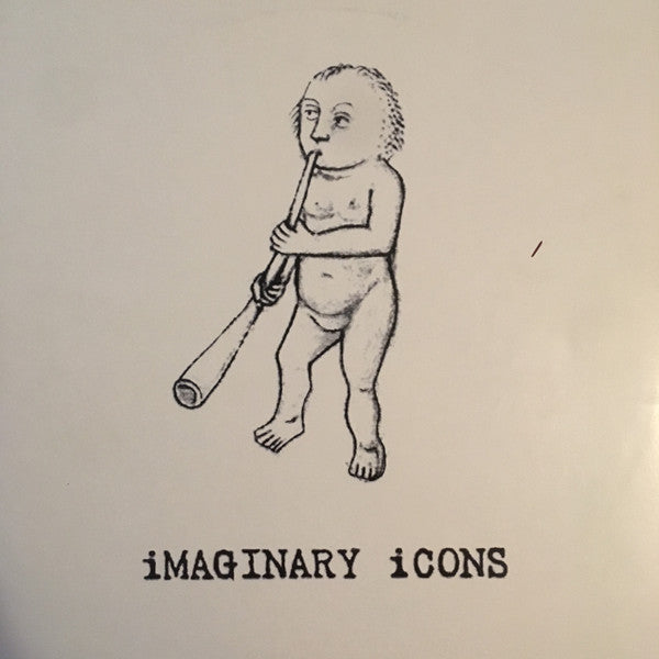 "Imaginary Icons - Imaginary Icons (12"", EP, 180) (M)"