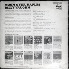 Billy Vaughn - Moon Over Naples (LP, Album) (VG)