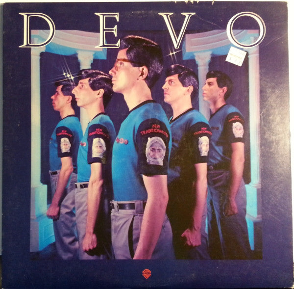 Devo - New Traditionalists (LP, Album, Club) (G+)