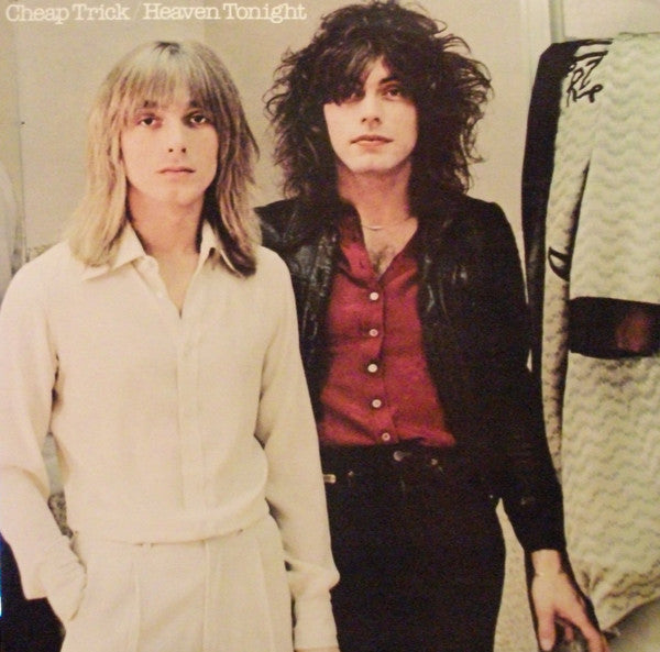Cheap Trick - Heaven Tonight (LP, Album) (VG)