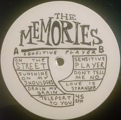 The Memories (5) - Sensitive Player (LP, MiniAlbum) (M)