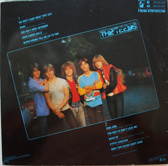 The Teens - Rock City Nights (LP, Album) (VG+)