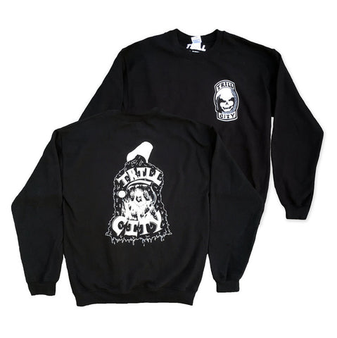 TRILL CITY - REAPER SWEATSHIRT