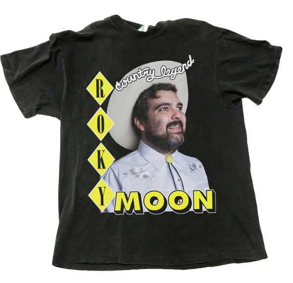 Country Legend Roky Moon Tee