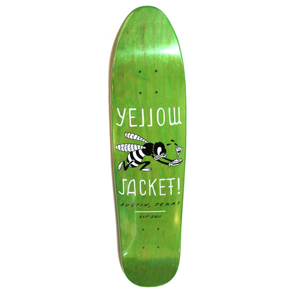 Yellow Jacket - Cruiser Deck