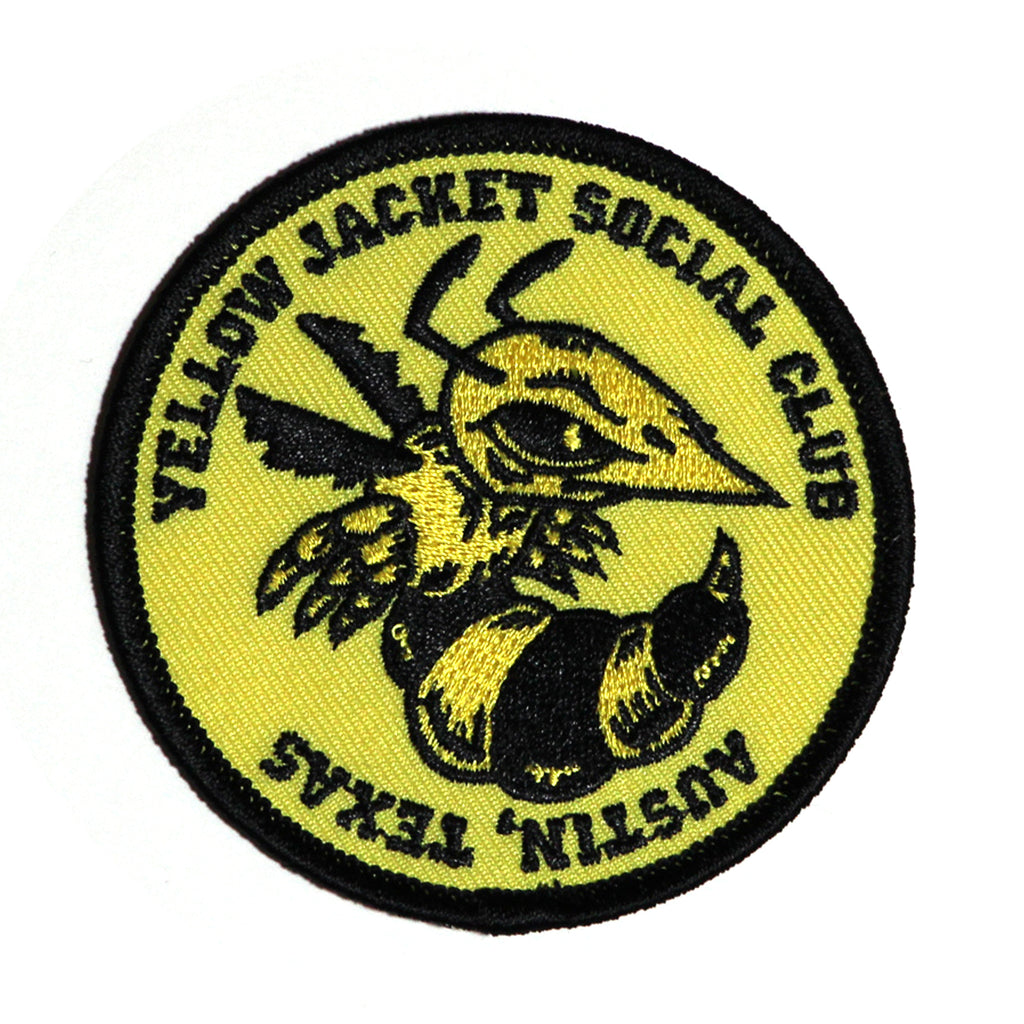 Yellow Jacket - Patch
