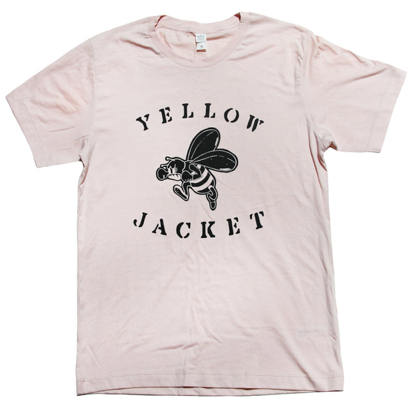 Yellow Jacket - Pink Bee