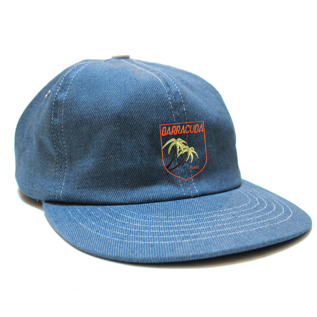 Barracuda Chambray Hat - PREORDER